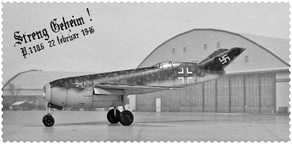 Messerschmitt Me P.1106 (II) [1.72 huma-modell] - Page 2 Img_9744