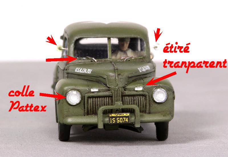 "Ford ""Fordor"" US Army Staff car model 1942 (1.72 ACE) Img_9932"