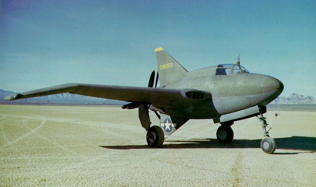 "Northrop XP-56(II) ""Black Bullet"" [1:72 Special Hobby] - Page 4 Xp-56a10"