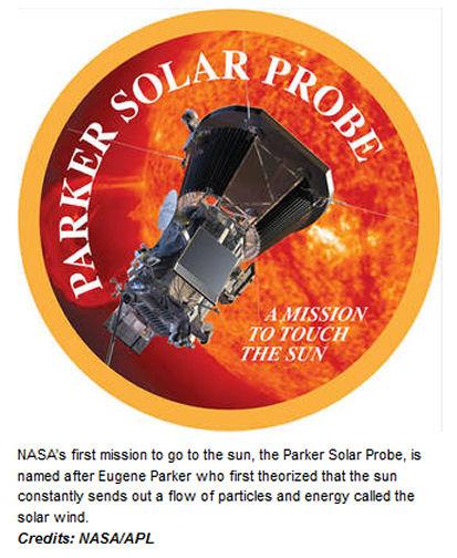 Delta-4 Heavy (Parker Solar Probe) - 12.8.2018 Parker10
