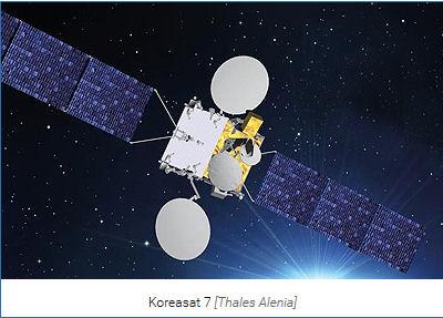 Ariane 5 VA236 (SGDC & Koreasat 7) - 04.05.2017 Satell11