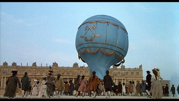 La conquête de l'espace au XVIIIe siècle, les premiers ballons et montgolfières !  1018_m10