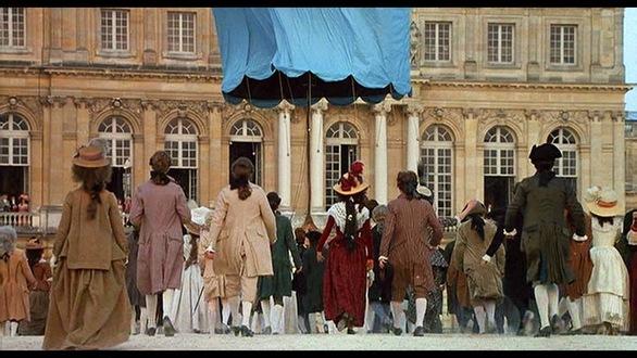 La conquête de l'espace au XVIIIe siècle, les premiers ballons et montgolfières !  1022_m10