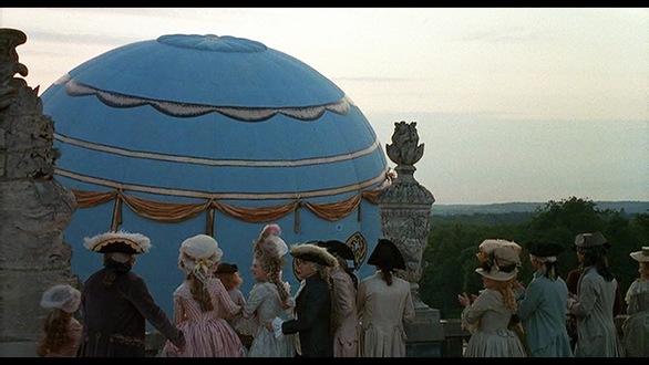 La conquête de l'espace au XVIIIe siècle, les premiers ballons et montgolfières !  1024_m10