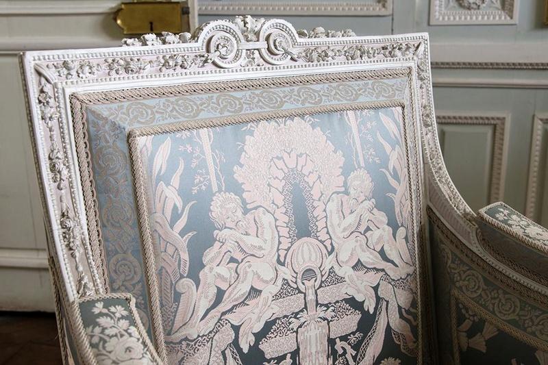 glaces - Boudoir ou Cabinet des glaces mouvantes au Petit Trianon 14322210