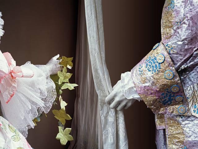 Les costumes de papier d'Isabelle de Borchgrave 16682010