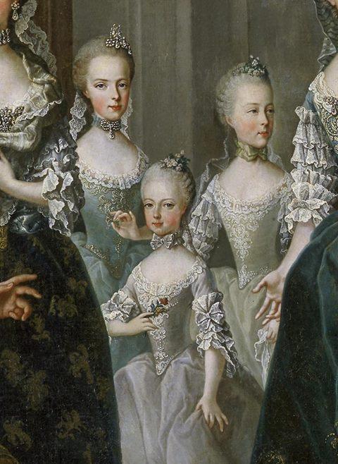 Portraits de Marie-Antoinette, enfant et jeune archiduchesse - Page 4 17159010