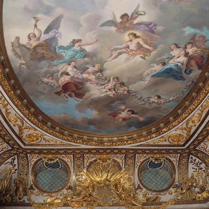Le Petit Théâtre de Marie-Antoinette à Trianon - Page 4 18010710