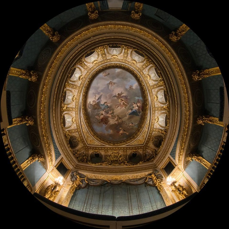 Le Petit Théâtre de Marie-Antoinette à Trianon - Page 4 18033310