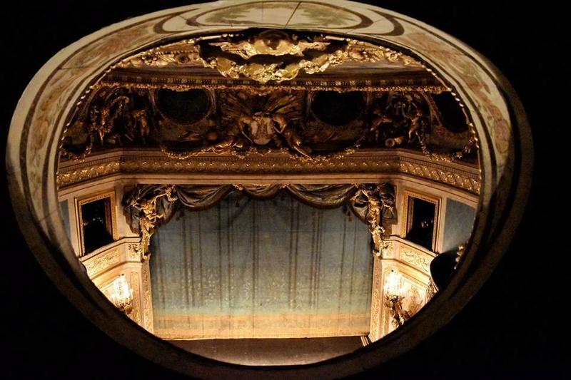 Le Petit Théâtre de Marie-Antoinette à Trianon - Page 4 18057910