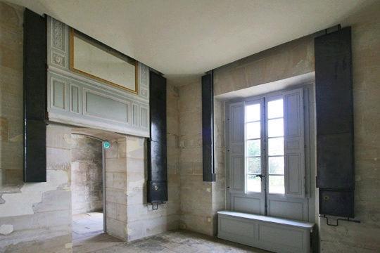 glaces - Boudoir ou Cabinet des glaces mouvantes au Petit Trianon 18199010
