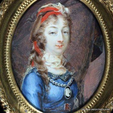 Portraits de Madame Royale, duchesse d'Angoulême - Page 5 18835710