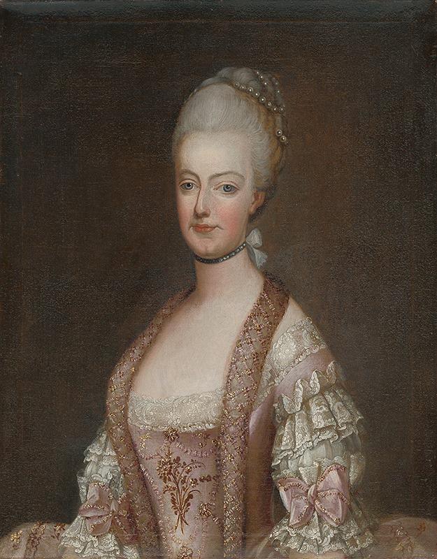 Portraits de Marie Caroline d'Autriche, reine de Naples et de Sicile - Page 3 18882110