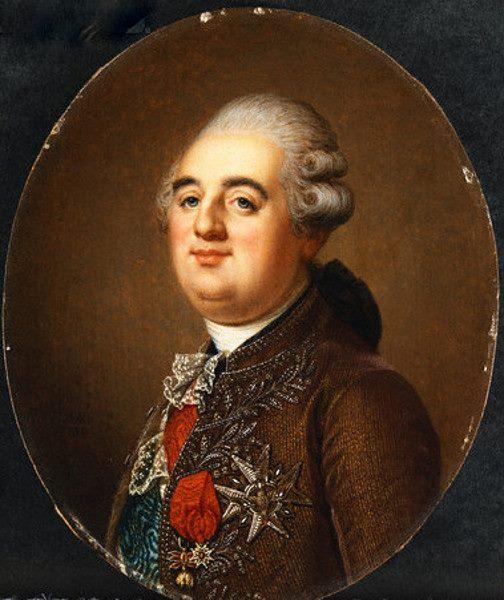 Roslin - Portraits de Louis XVI, roi de France (peintures, dessins, gravures) - Page 4 19059010