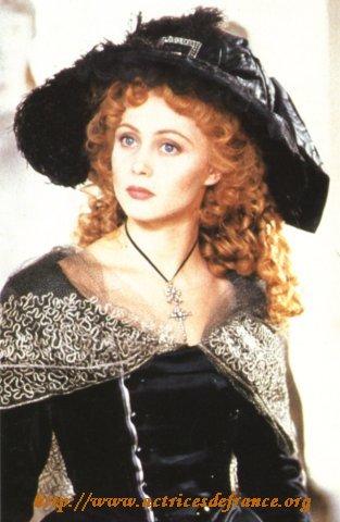 Téléfilm Les Jupons de la Révolution (1989) : Marie-Antoinette reine d'un seul amour  Baart_12