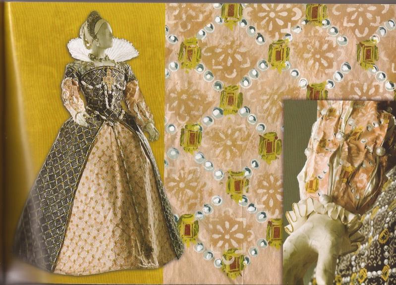Les costumes de papier d'Isabelle de Borchgrave Cataca10