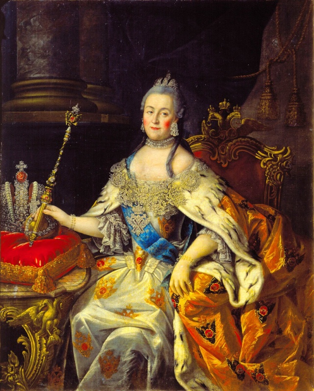 Catherine II de Russie - Page 2 Cather10