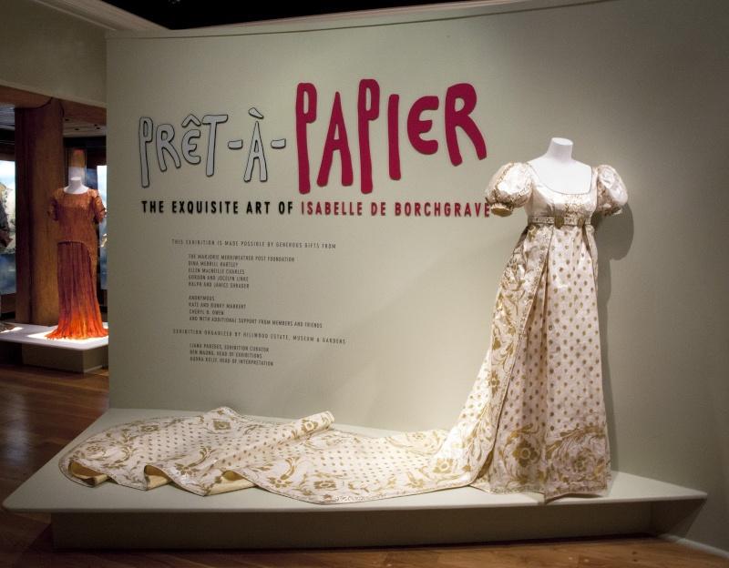 Les costumes de papier d'Isabelle de Borchgrave Final_11