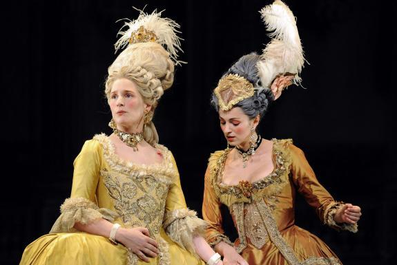 C'était Marie Antoinette avec Natacha Régnier  H_4_il10