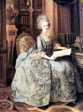 Lié-Louis Périn-Salbreux : Portrait de Marie-Antoinette ou de Madame Sophie ? Madame11