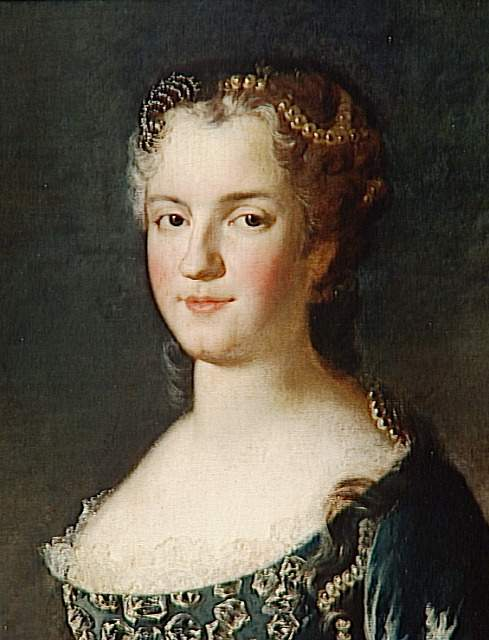La reine Marie Leszczynska Marial10