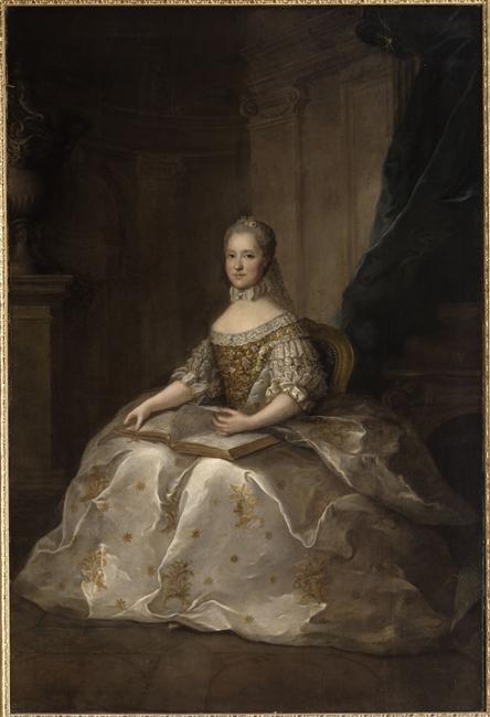 saxe - Marie-Josèphe de Saxe Marie-13