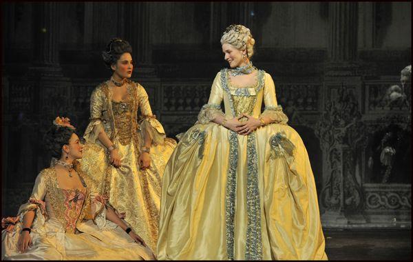 C'était Marie Antoinette avec Natacha Régnier  Marie-22