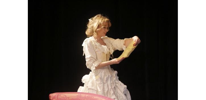 Marie-Antoinette, au Lucernaire, printemps 2017 Marie-26