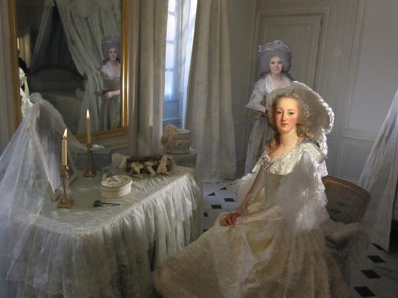 Les costumes de papier d'Isabelle de Borchgrave Masdb110
