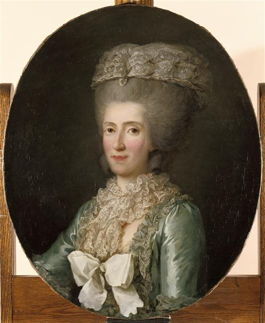 Lié-Louis Périn-Salbreux : Portrait de Marie-Antoinette ou de Madame Sophie ? Mme_ad10