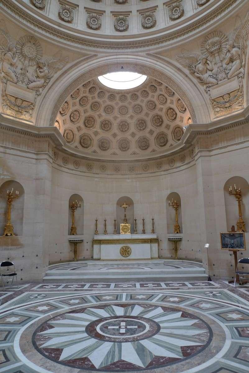 La Chapelle Expiatoire du square Louis XVI, à Paris P1030912