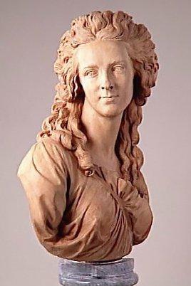Portraits de la duchesse de Polignac - Page 2 Pajou-10