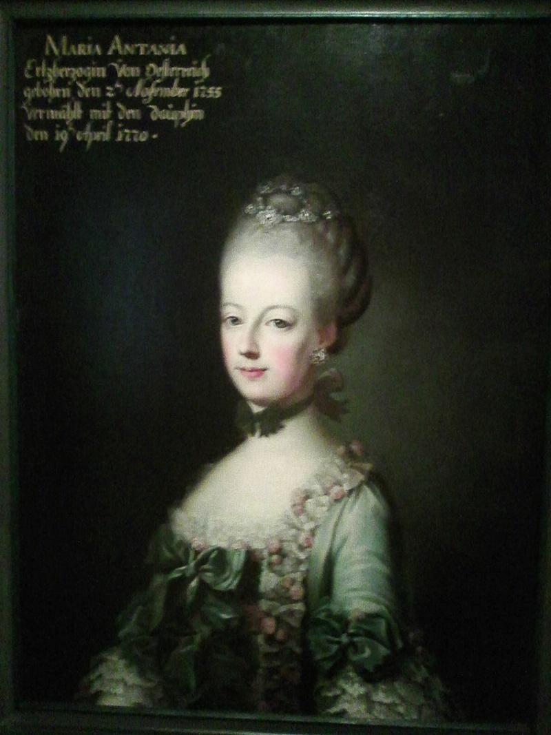 Portraits de Marie-Antoinette, enfant et jeune archiduchesse - Page 4 Photo010