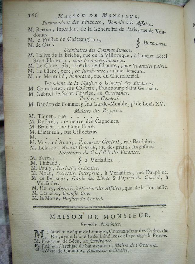 Maison et dames du Palais de la reine Marie-Antoinette - Page 2 Pict4213