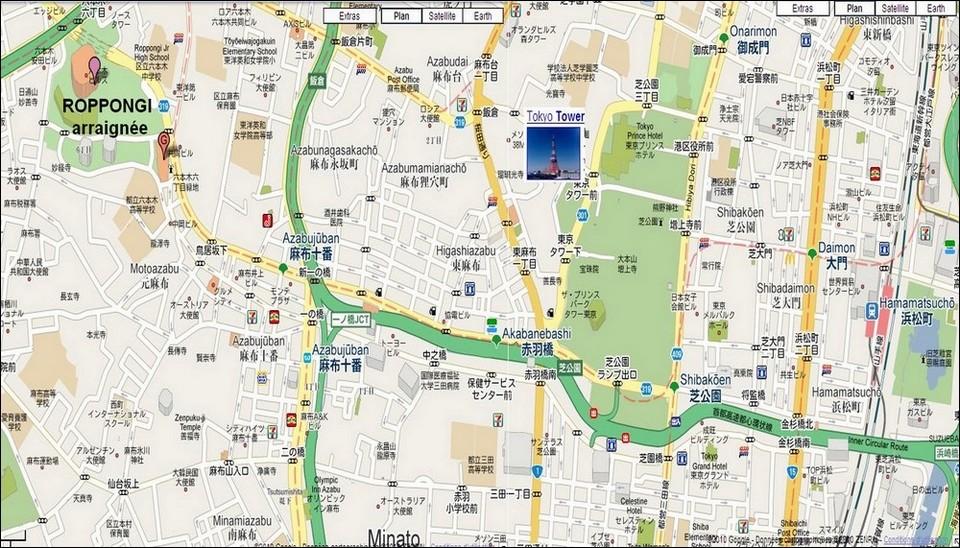 13- TOKYO  Roppon10