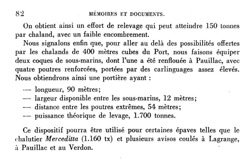 Un ou deux sous marin français à Bordeaux en janvier 1944 ! _porti10