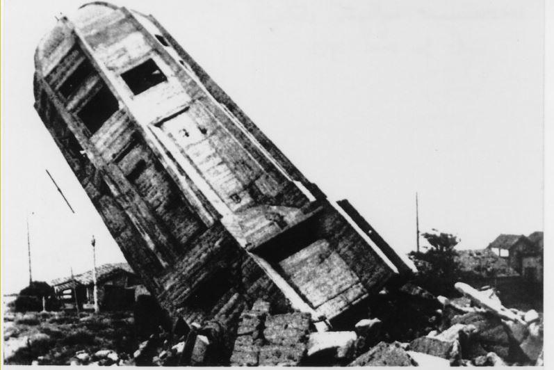 Monument américain  : Le Verdon 70 ans Monume10