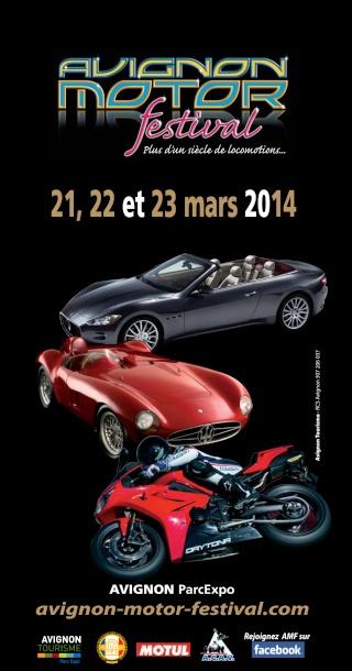 Avignon Motor Festival 2014 Flyer_13