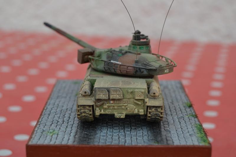AMX-30B 1er RD LURE 1982 [Heller 1/72ème] Dsc_0133