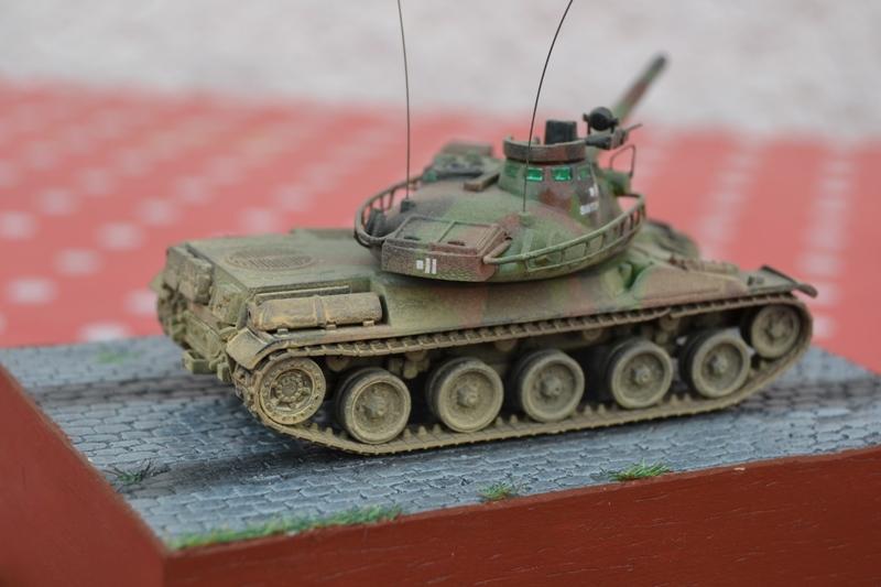 AMX-30B 1er RD LURE 1982 [Heller 1/72ème] Dsc_0134