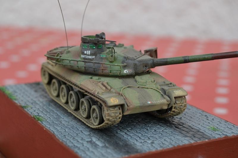 AMX-30B 1er RD LURE 1982 [Heller 1/72ème] Dsc_0135