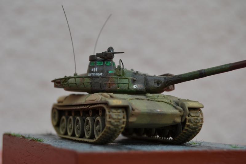 AMX-30B 1er RD LURE 1982 [Heller 1/72ème] Dsc_0137