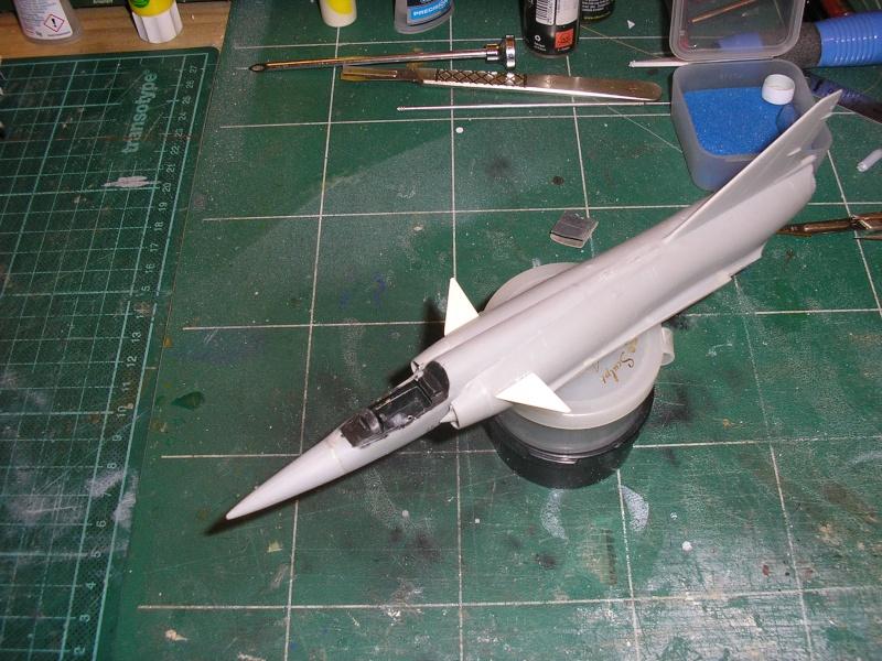Dassault Mirage III E-X N-G // - [Heller  1/72] P1010017