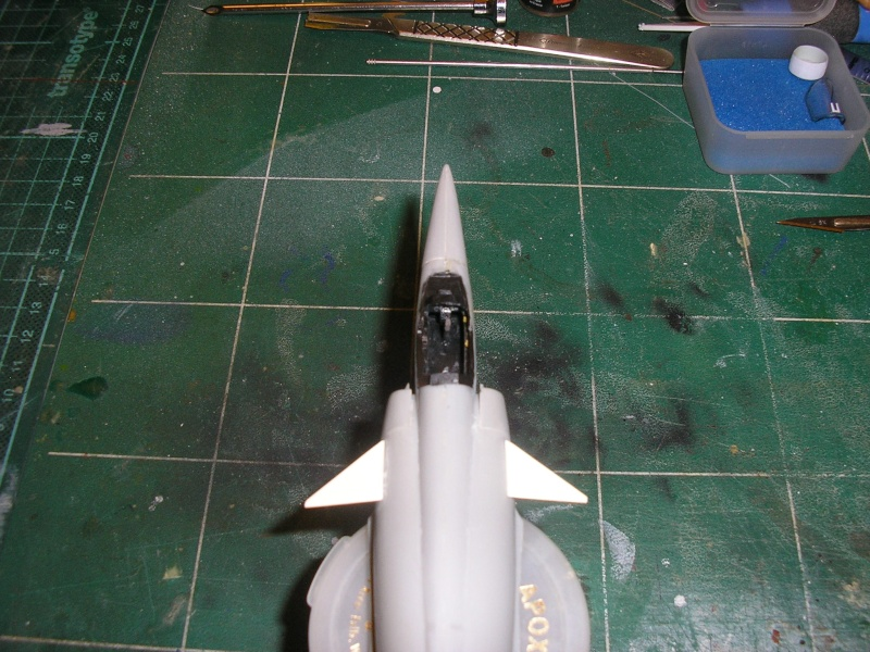 Dassault Mirage III E-X N-G // - [Heller  1/72] P1010018