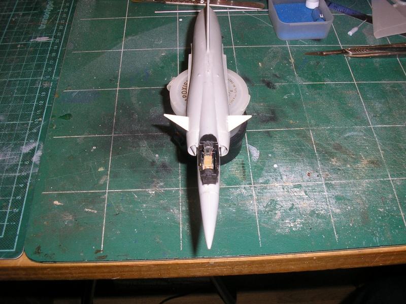 Dassault Mirage III E-X N-G // - [Heller  1/72] P1010020