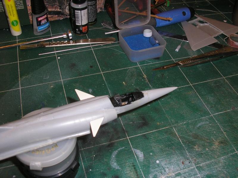 Dassault Mirage III E-X N-G // - [Heller  1/72] P1010021