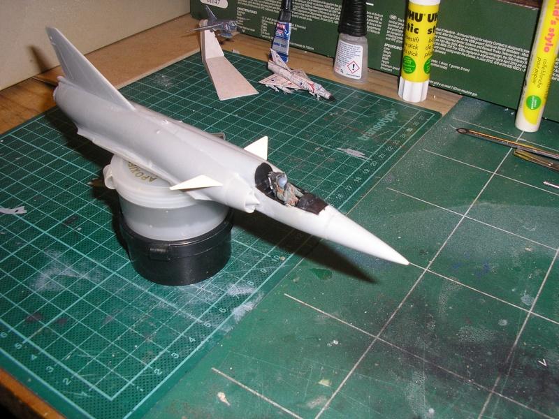 Dassault Mirage III E-X N-G // - [Heller  1/72] P1010022