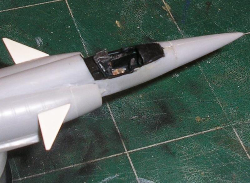 Dassault Mirage III E-X N-G // - [Heller  1/72] P1010027
