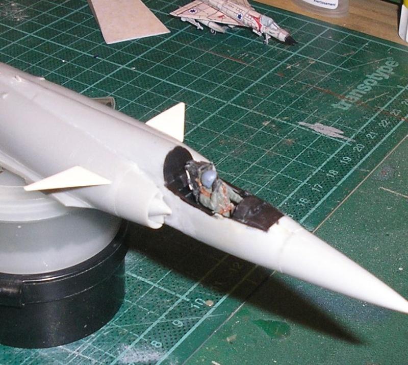 Dassault Mirage III E-X N-G // - [Heller  1/72] P1010029