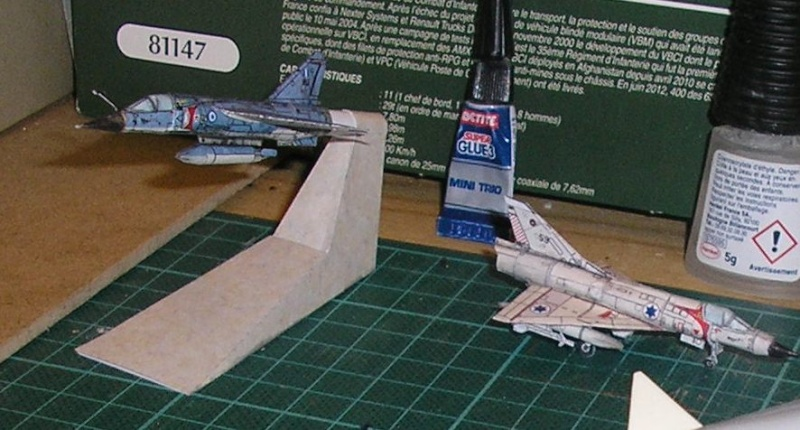 Dassault Mirage III E-X N-G // - [Heller  1/72] P1010030